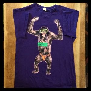 Other - PURPLE T-shirt